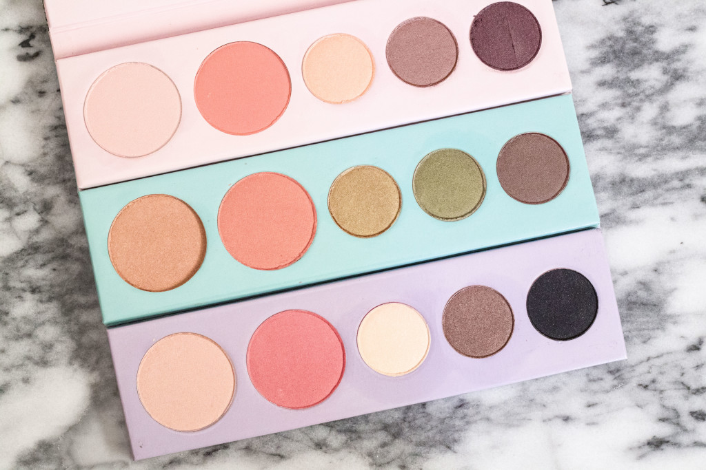 100-Pure-Sex-Kitten-Punk-Princess-Mermaid-Palettes-Swatches-Review