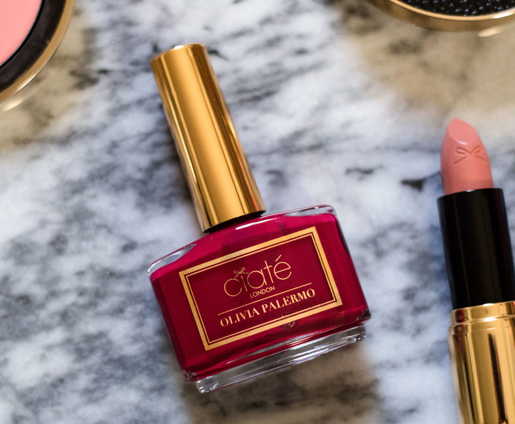 The Beauty Vanity | Ciate Olivia Palermo Fall 2015 Collection Review Swatches Napa Valley