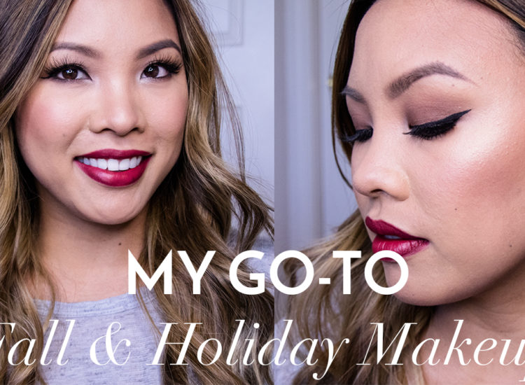The Beauty Vanity | Go To Fall and Holiday Makeup Look