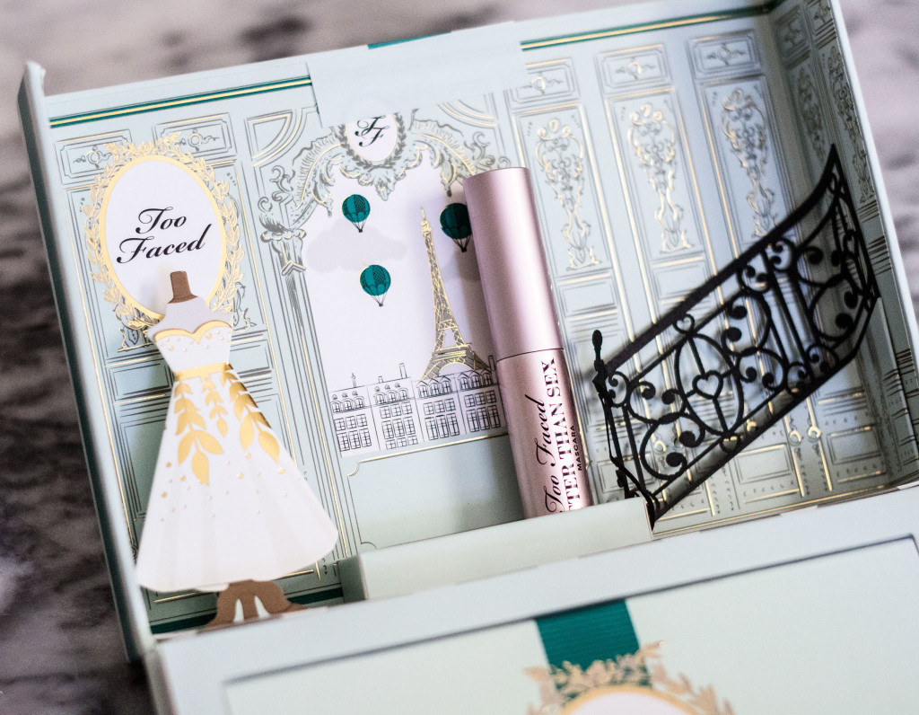 The Beauty Vanity | Too Faced La Petite Maison Review Swatches