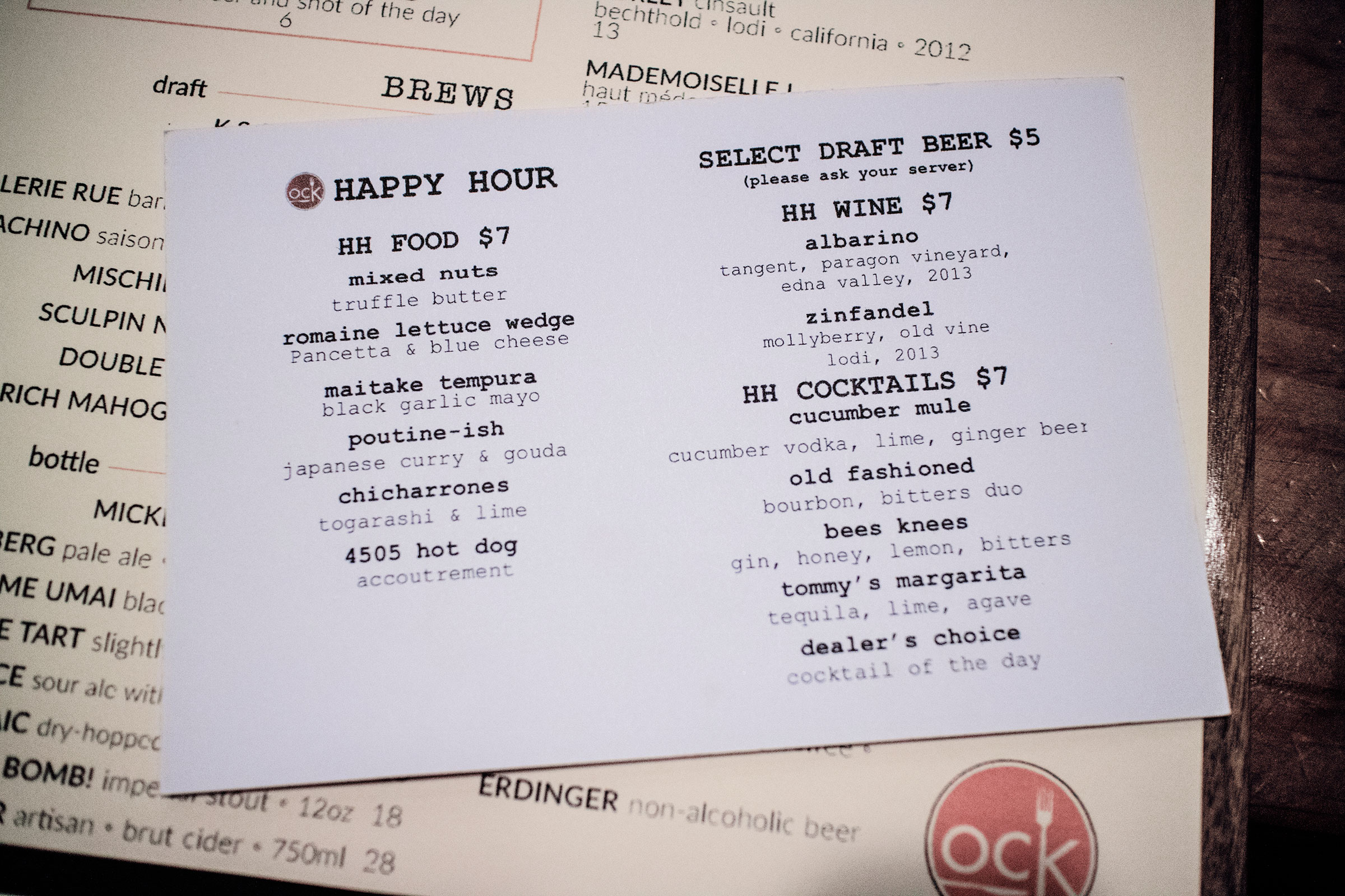 Orchard City Kitchen Happy Hour Review - The Beauty Vanity, LLC | A ...