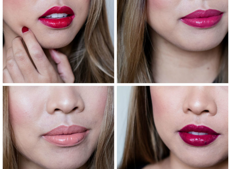 The Beauty Vanity | Holiday Lip Color Guide
