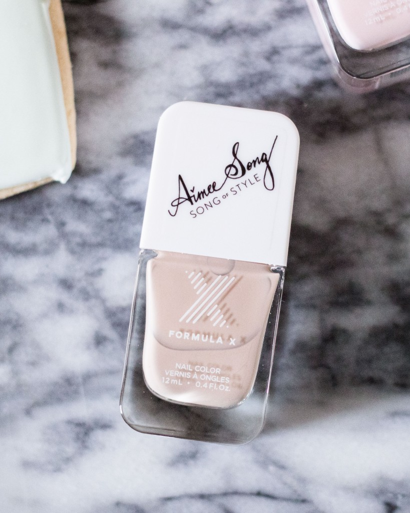 The Beauty Vanity | Formula X Colorcurators Song of Style Nude for You Swatches Review