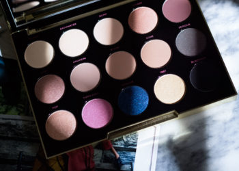 The Beauty Vanity   Urban Decay Gwen Stefani Palette Review Swatches