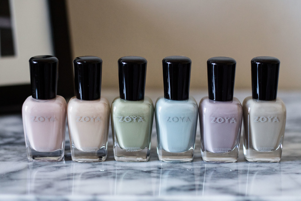 The Beauty Vanity | Zoya Whispers Collection 2016 Review Swatches
