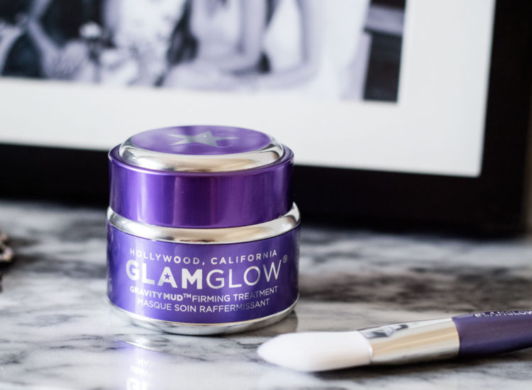 The Beauty Vanity | GlamGlow GravityMud Review