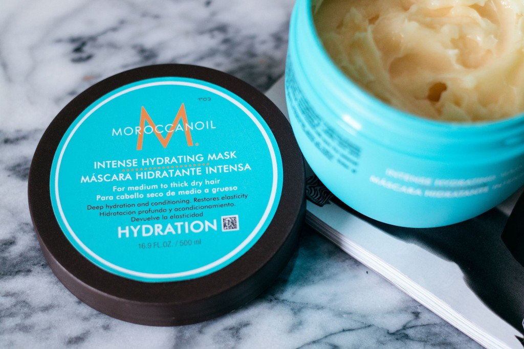 The Beauty Vanity | Moroccanoil Intense Hydrating Mask Review