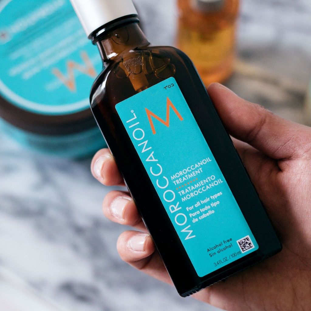 The Beauty Vanity | Moroccanoil Treatment Review