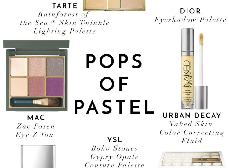 The Beauty Vanity | Pastel Beauty Trend
