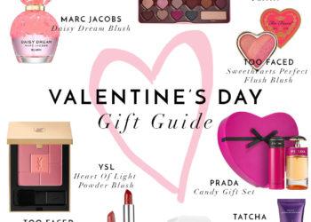 The Beauty Vanity | Santana Row Valentine's Day Gift Guide