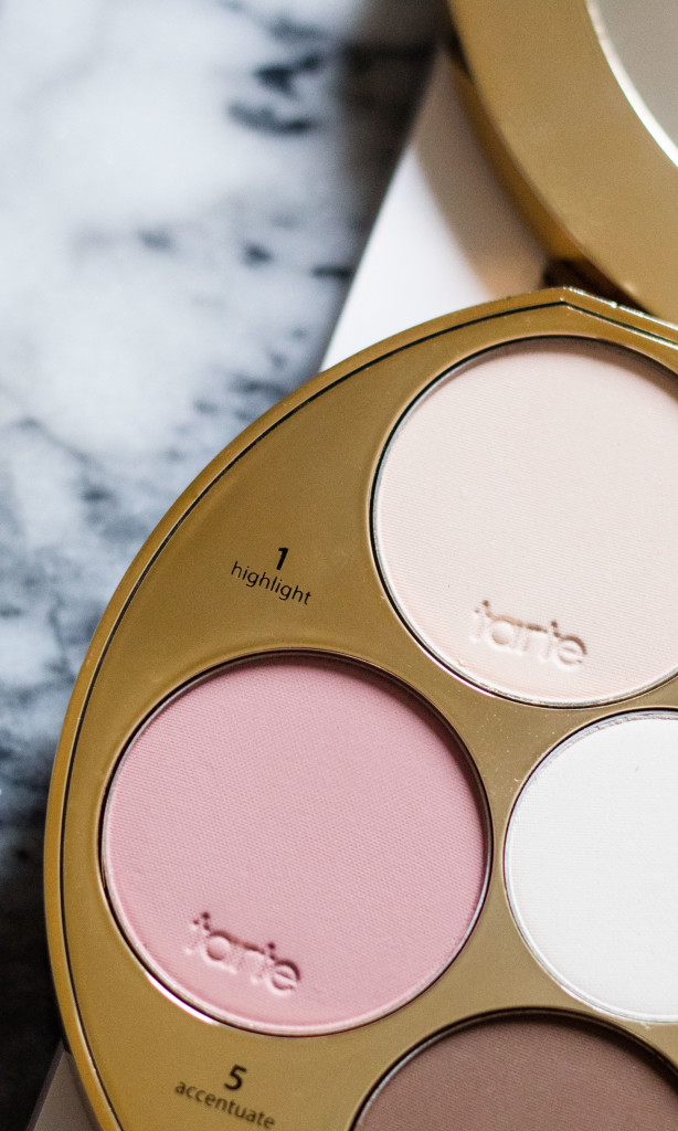 The Beauty Vanity | Tarte Tarteist Contour Palette Review Swatches