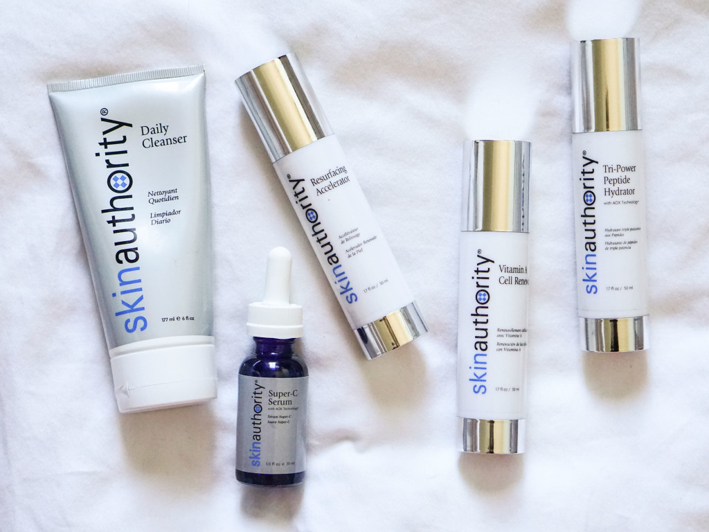 The Beauty Vanity | Four Seasons Silicon Valley Spa Skin Authority Review