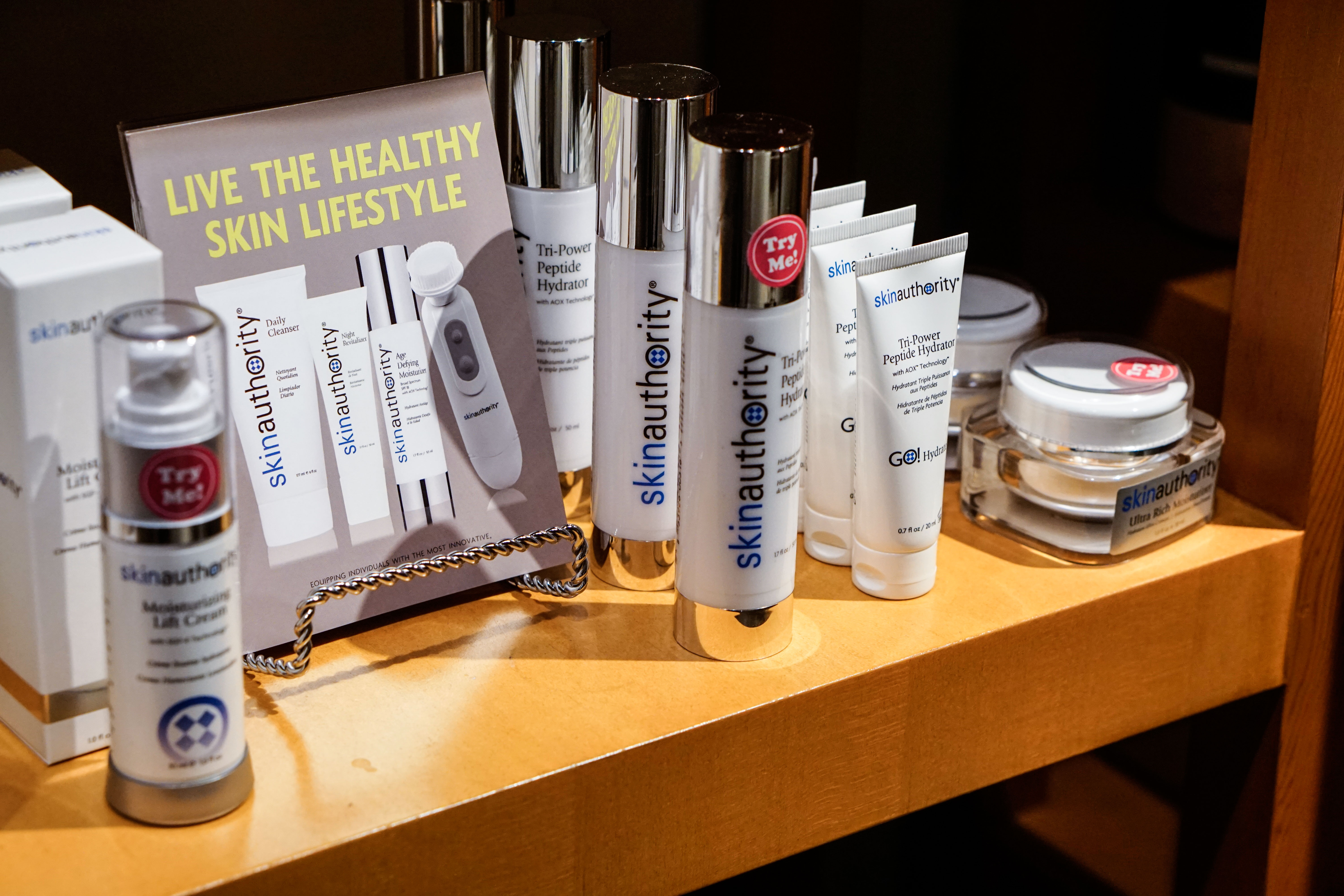 Four seasons silicon valley spa skin authority review for 4 seasons beauty salon