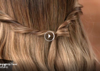 Boho Glam Hair Tutorial