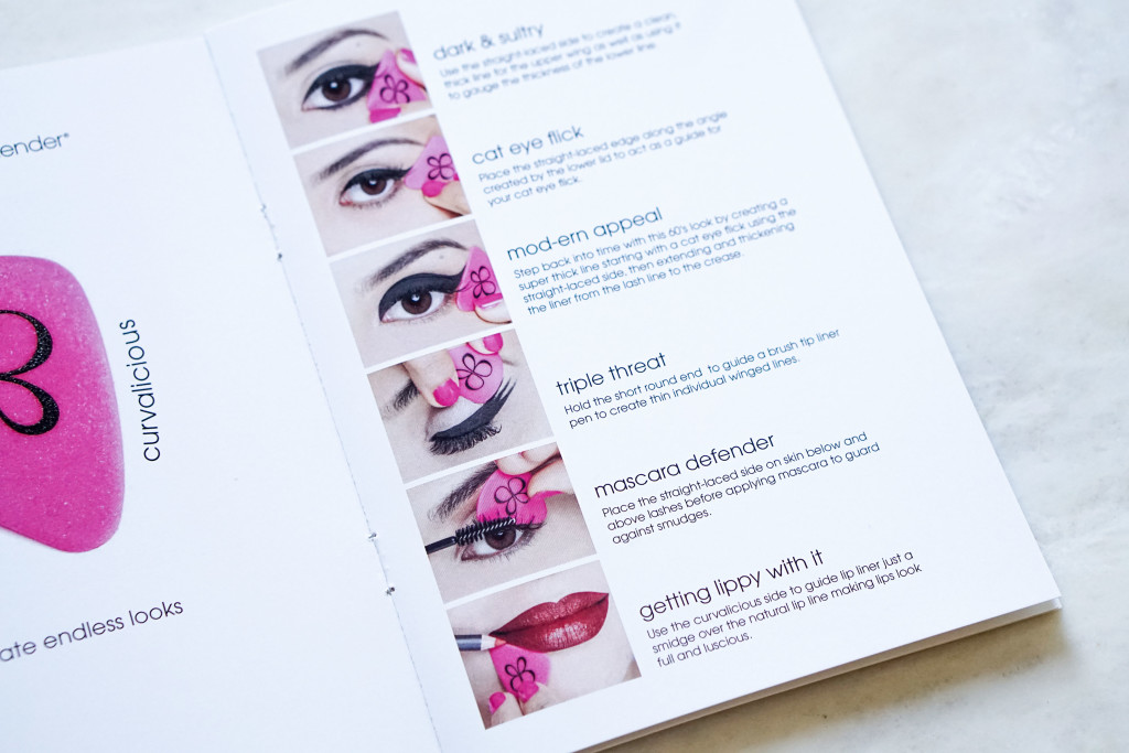 The Beauty Vanity | beautyblender liner.designer review
