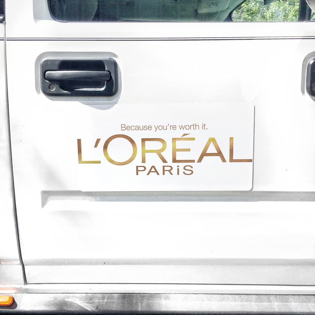 The Beauty Vanity | L'Oreal Napa San Francisco Glam Roadshow