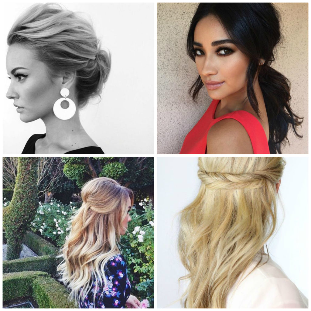 The Beauty Vanity Easy Wedding Hairstyles