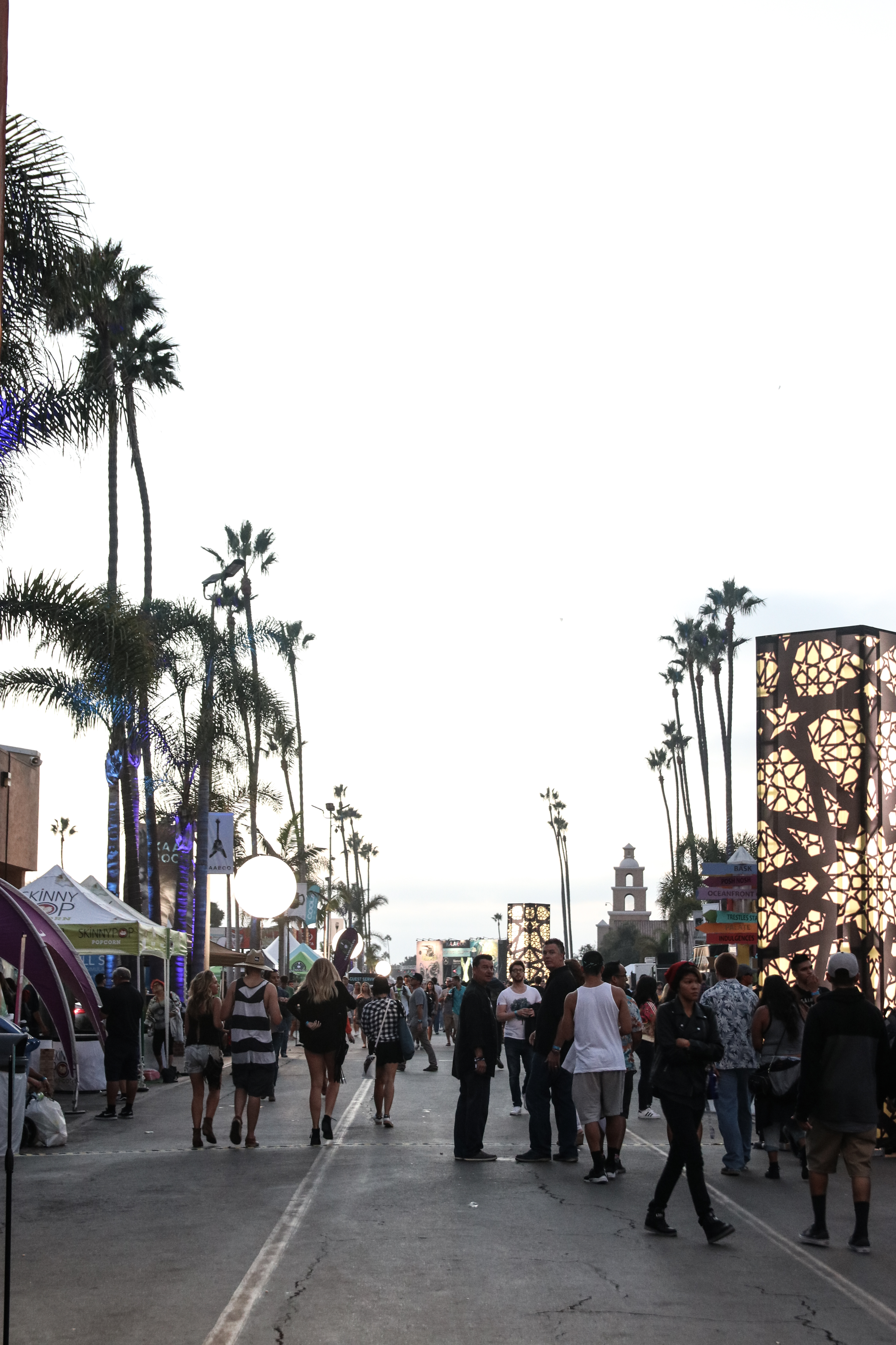 Kaaboo Del Mar San Diego Fashion Diary | The Beauty Vanity
