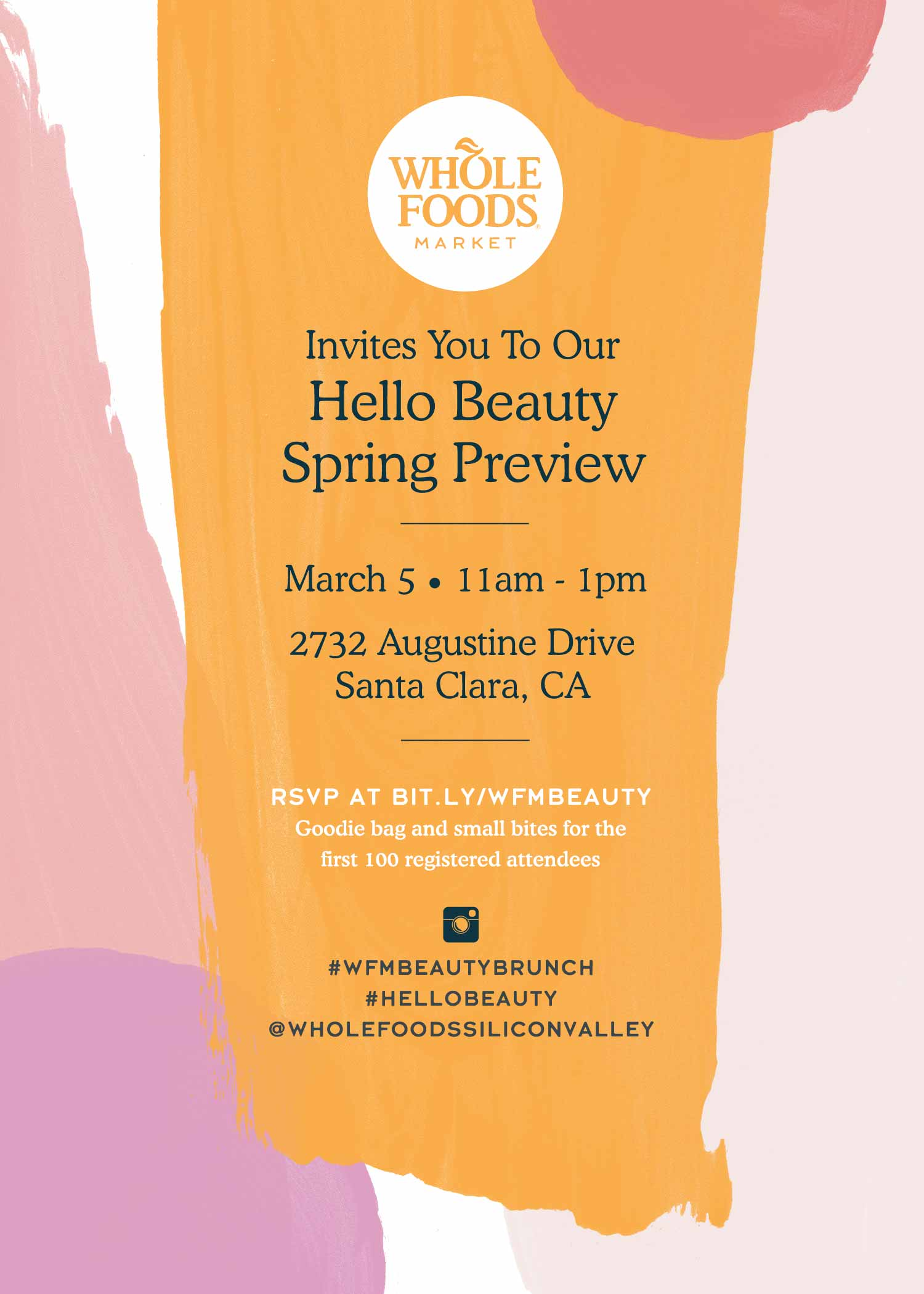 Whole Foods #HelloBeauty Beauty Brunch | The Beauty Vanity
