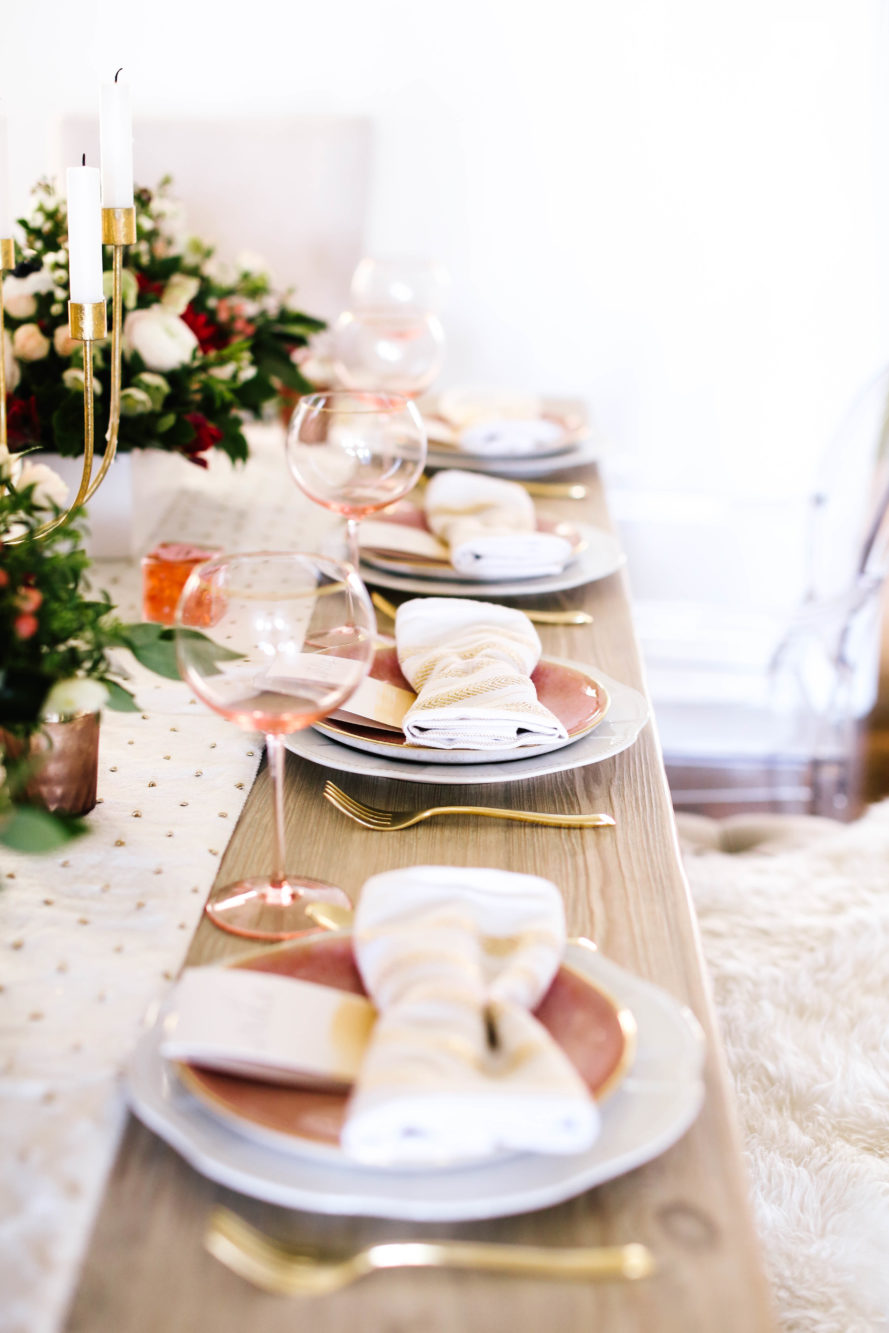 How to Host a Galentine's Day Brunch | The Beauty Vanity