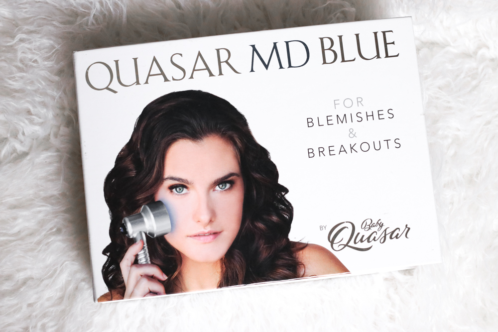 Skinstore BABY QUASAR MD BLUE Review | The Beauty Vanity