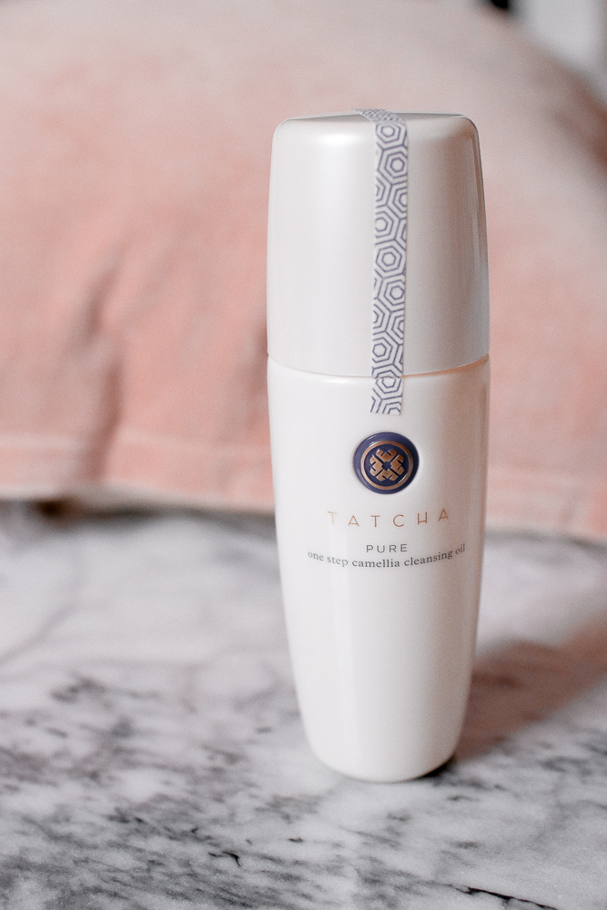 Tatcha Camellia Cleansing Oil Review | The Beauty Vanity