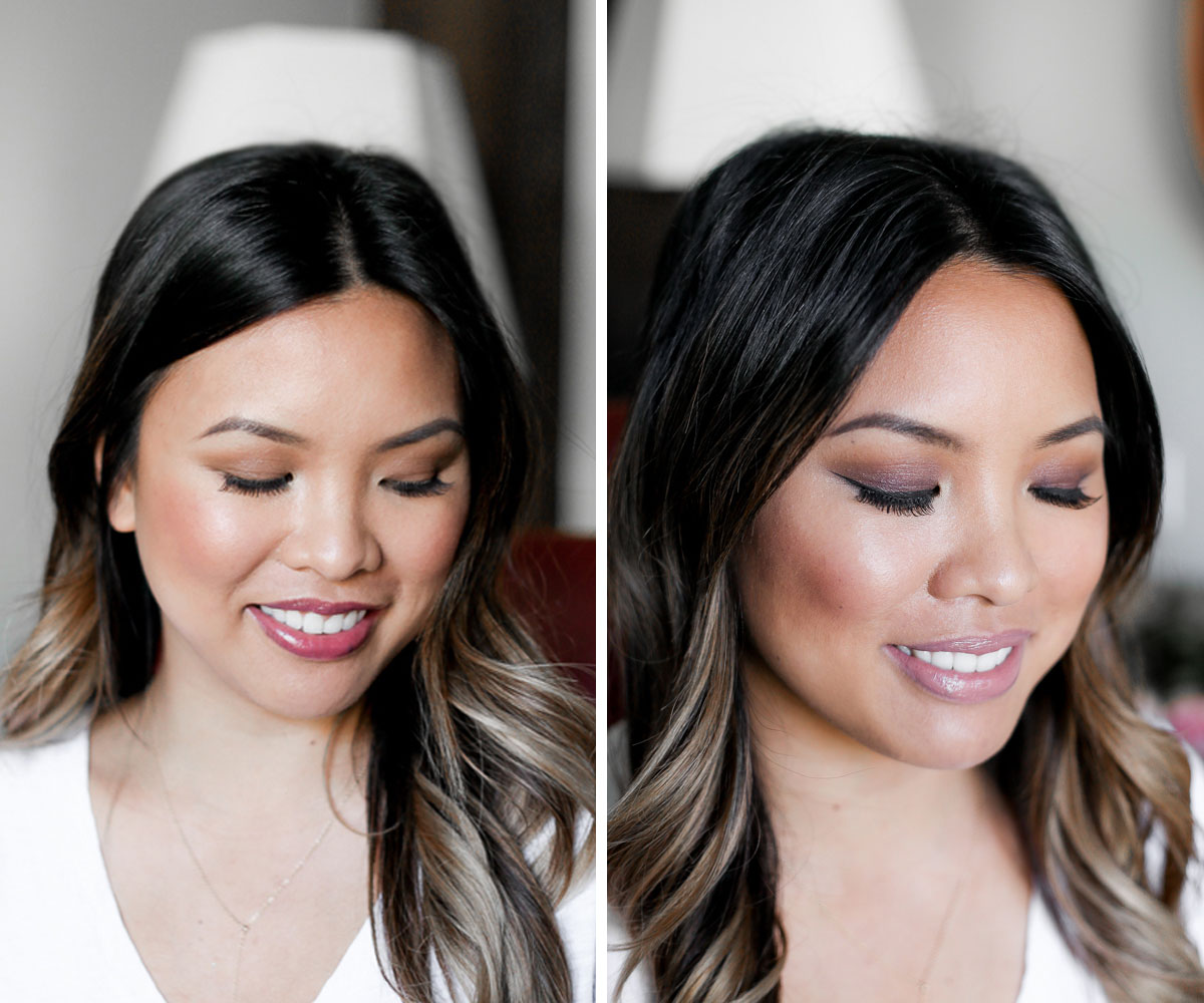 Whole Foods Green Beauty Day to Night Makeup Tutorial | The Beauty Vanity