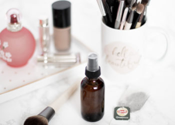 Save Money With a DIY Makeup Setting Spray