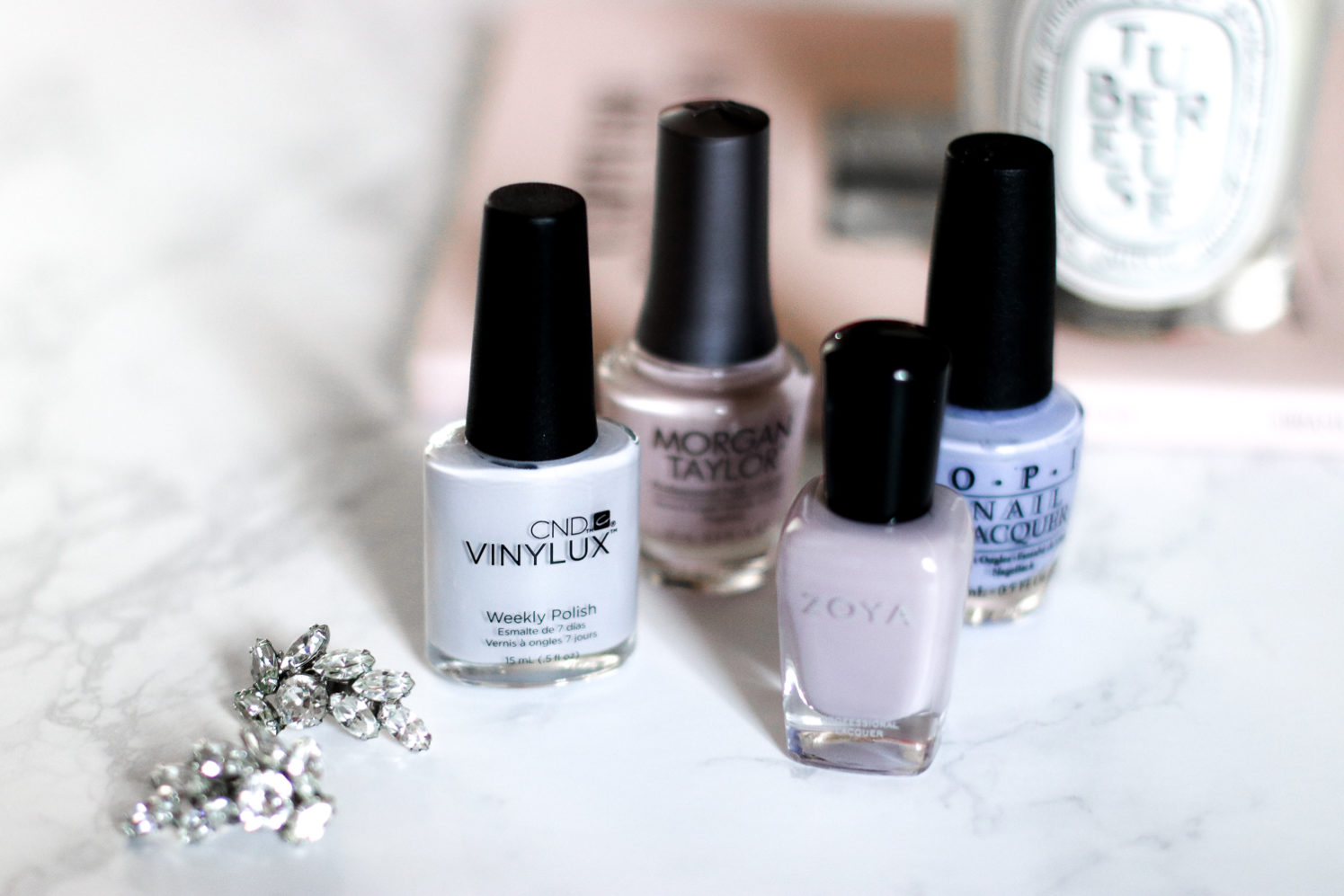 Favorite Spring Pastel Nail Polishes | The Beauty Vanity