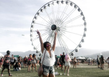 Coachella Travel Diary