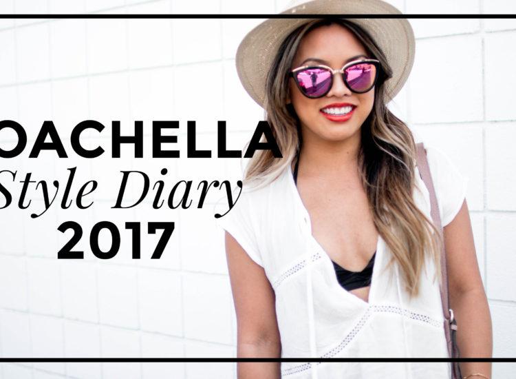 Coachella Style Diary 2017 | The Beauty Vanity
