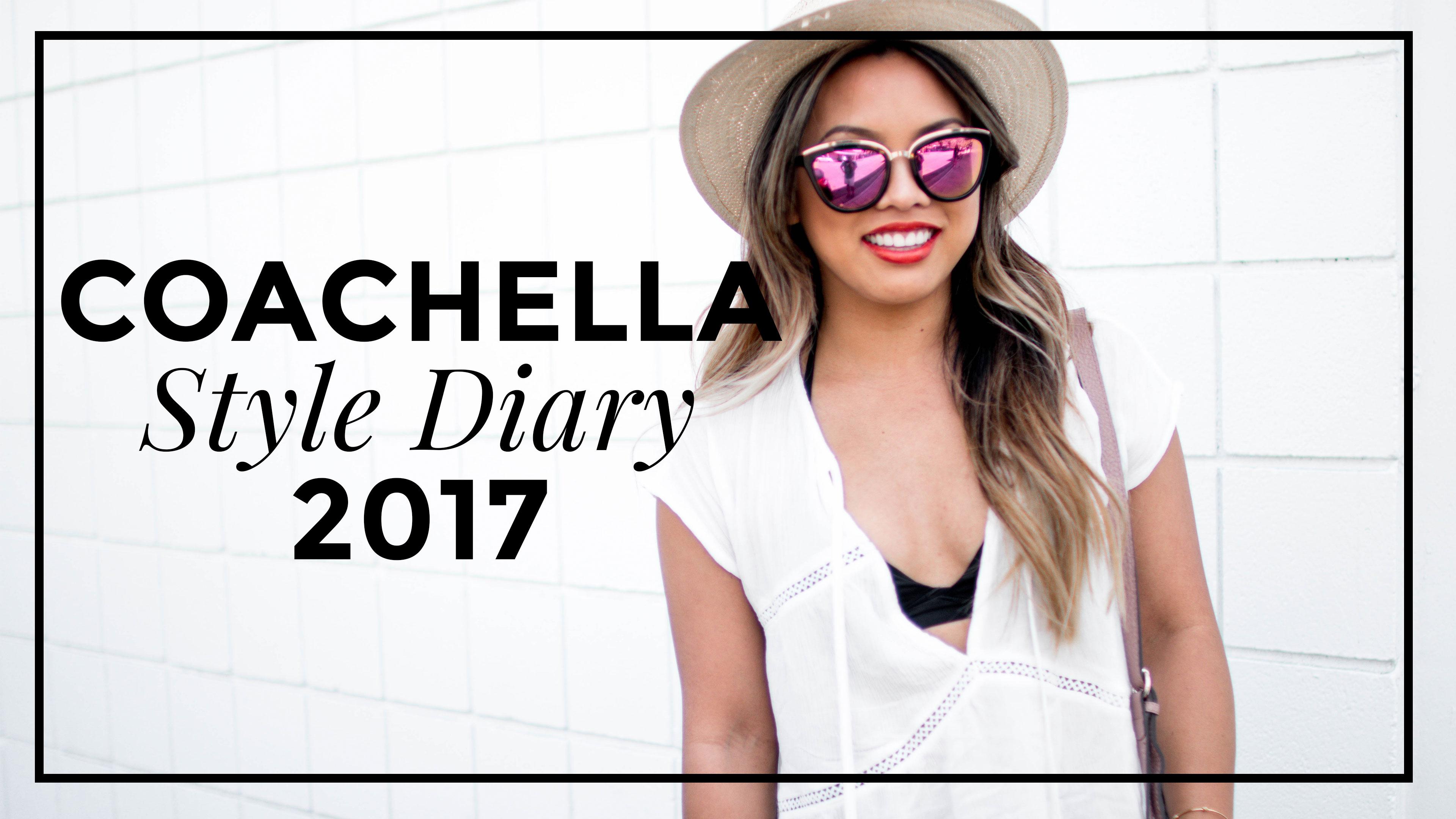 Coachella Style Diary 2017   The Beauty Vanity