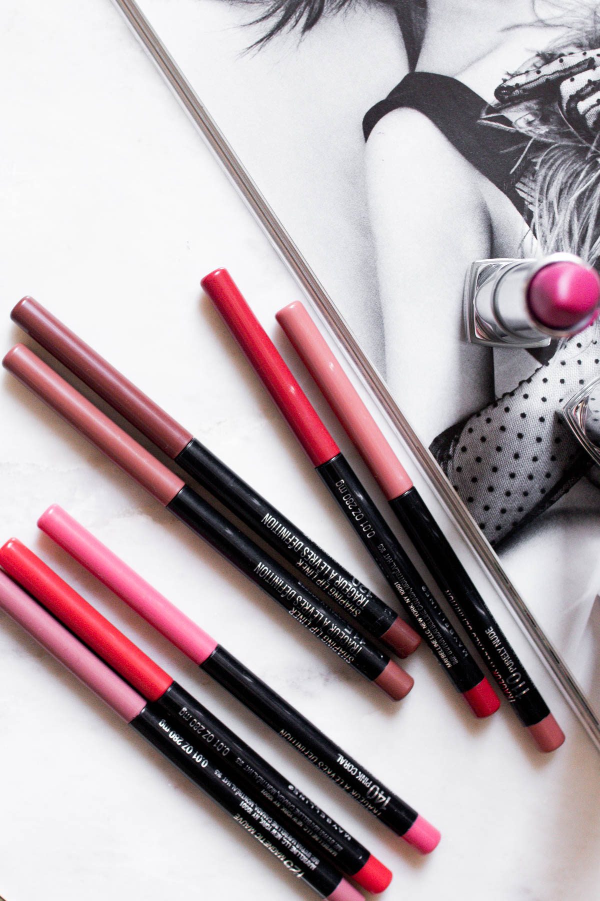 Maybelline Colorsensational Shaping Lip Liner Review | The Beauty Vanity