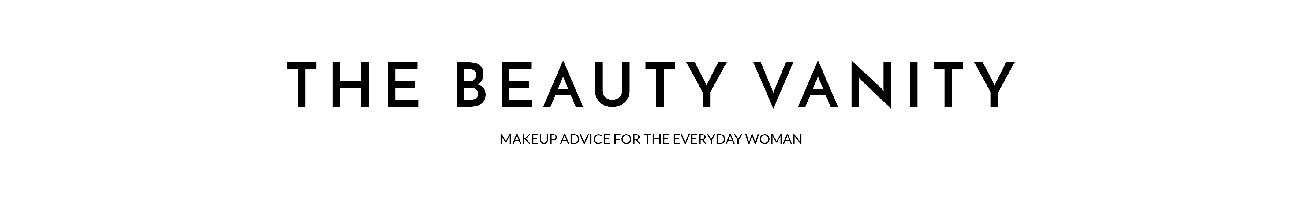 The Beauty Vanity