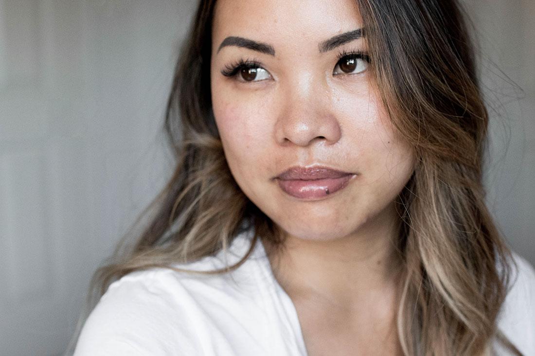 No Filter Nail Polish Makeup Detox | The Beauty Vanity