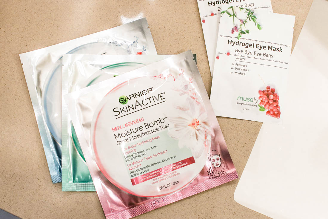 Best Face Masks For Traveling | The Beauty Vanity