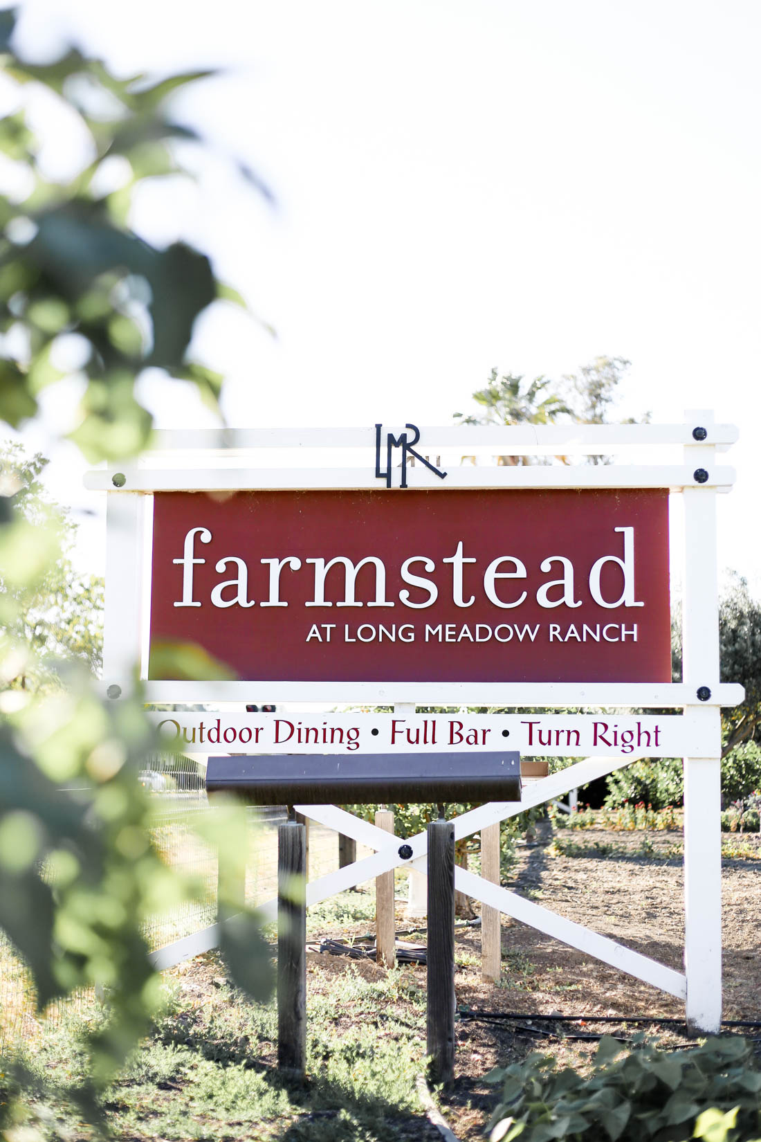 Napa Valley Travel Guide | Farmstead Long Meadow Ranch Restaurant | The Beauty Vanity