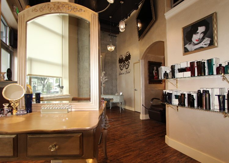 Relax at this Invite-Only Salon
