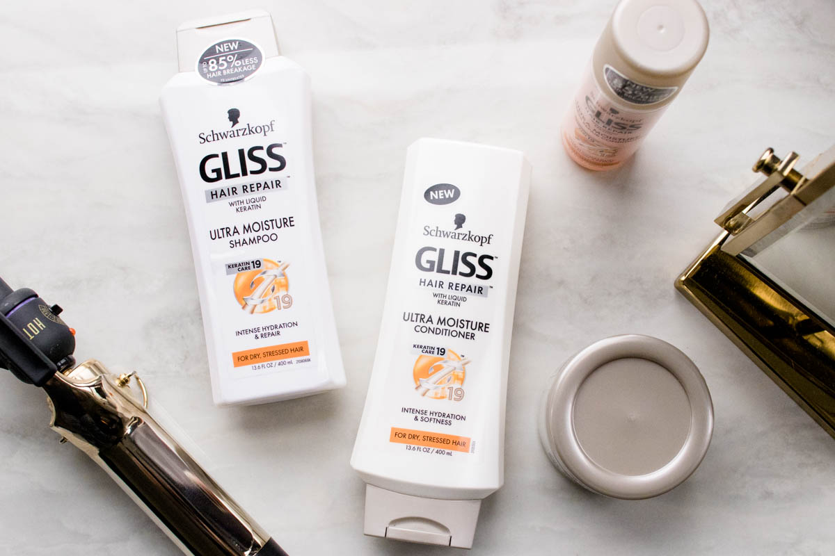 Gliss Ultra Moisture Review | The Beauty Review | The Beauty Vanity