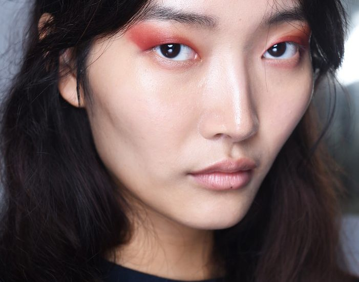 NYFW Asian Beauty Looks | Rachel Comey ss18 | The Beauty Vanity
