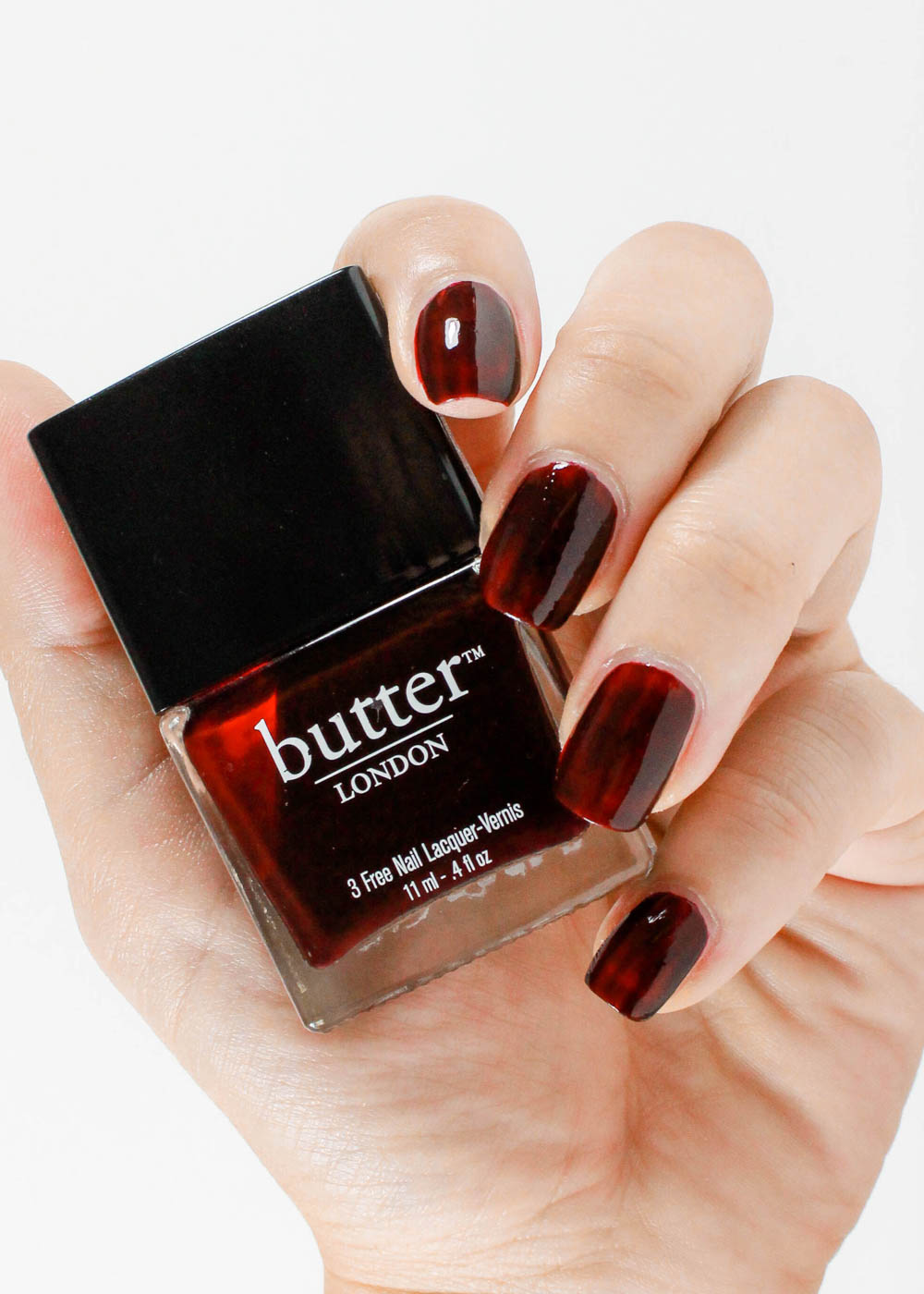 Top 5 Fall 2017 Nail Polishes To Wear | butter LONDON La Moss Review | The Beauty Vanity