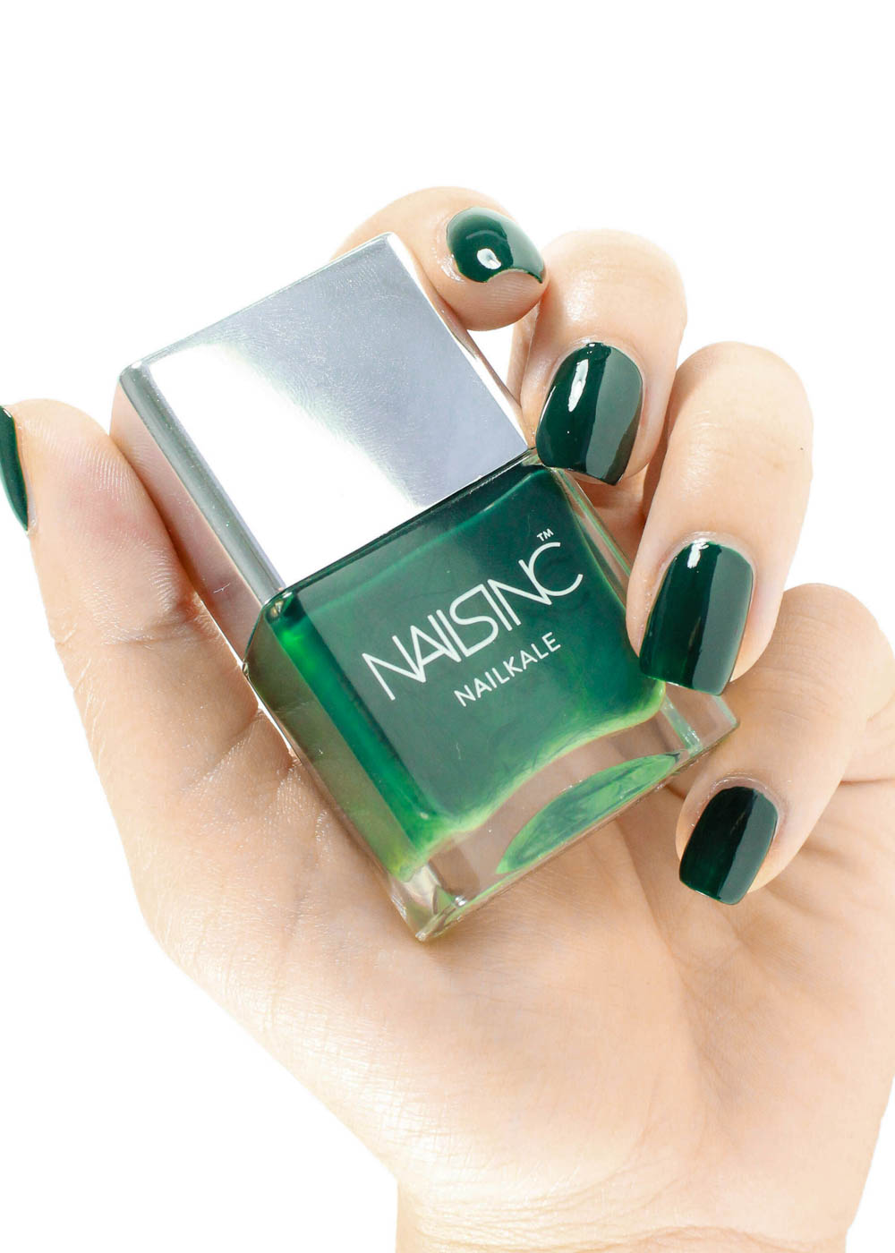Top 5 Fall 2017 Nail Polishes To Wear | Nails Inc NailKale Bruton Mews Review | The Beauty Vanity
