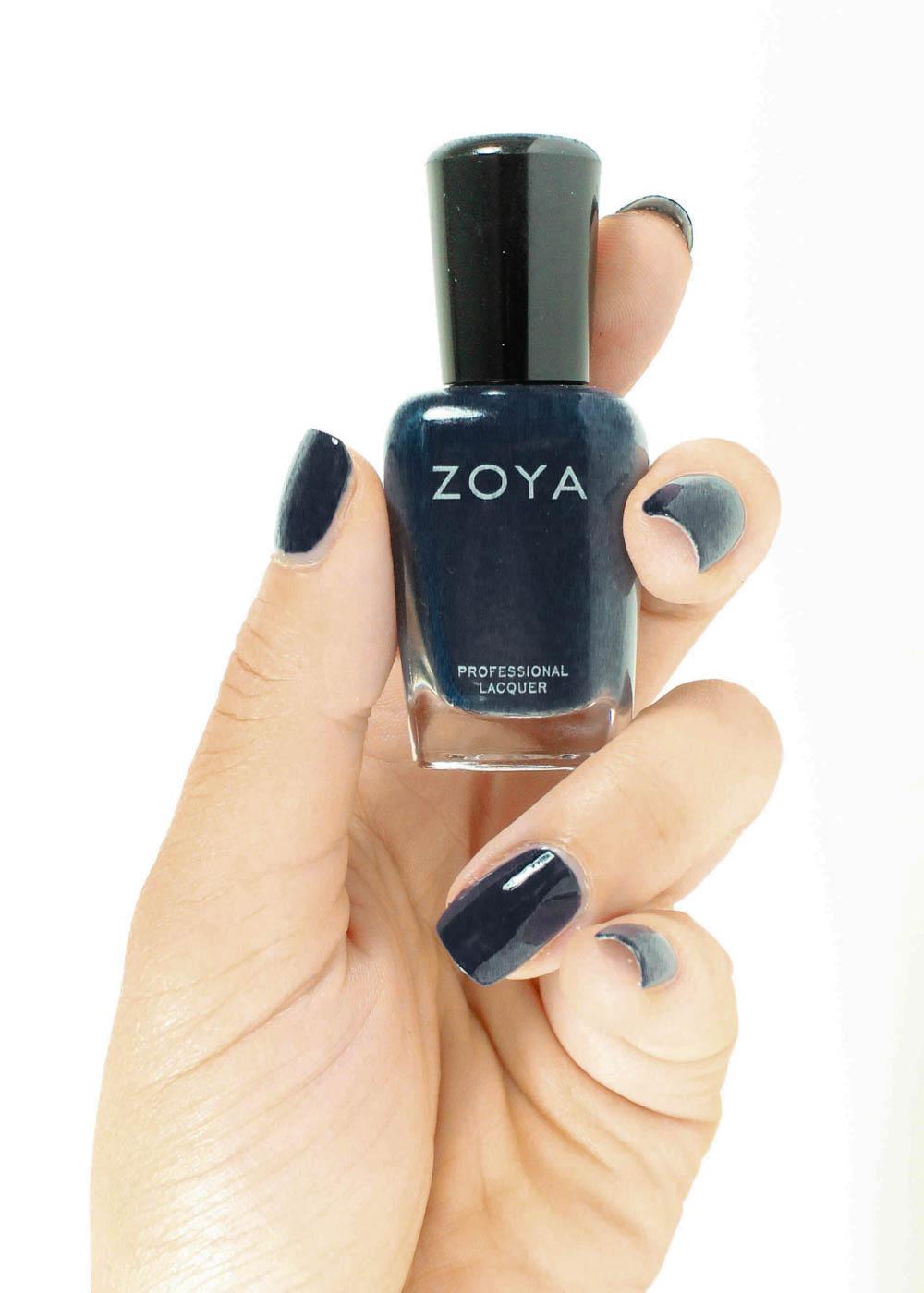 Top 5 Fall 2017 Nail Polishes To Wear | Zoya Natty Review | The Beauty Vanity