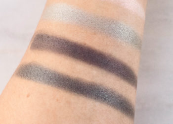 Clarins 4-Colour Eyeshadow Palette Forest Review Swatches | The Beauty Review | The Beauty Vanity