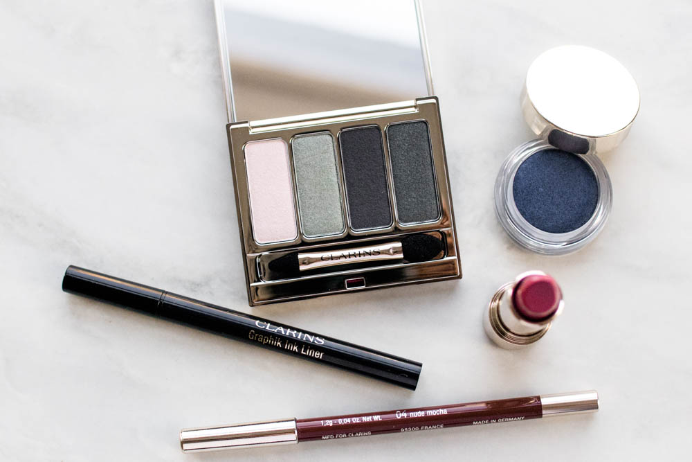 Clarins Graphik Color Collection Review | The Beauty Review | The Beauty Vanity