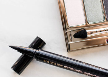 Clarins Graphik Ink Liner Liquid Eyeliner Pen Review Swatches | The Beauty Review | The Beauty Vanity