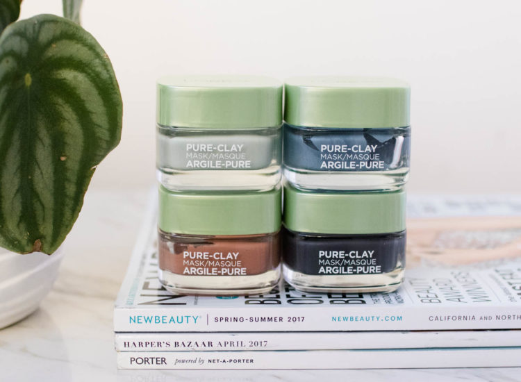 Loreal Pure Clay Mask | Drugstore Clay Mask | The Beauty Review | The Beauty Vanity
