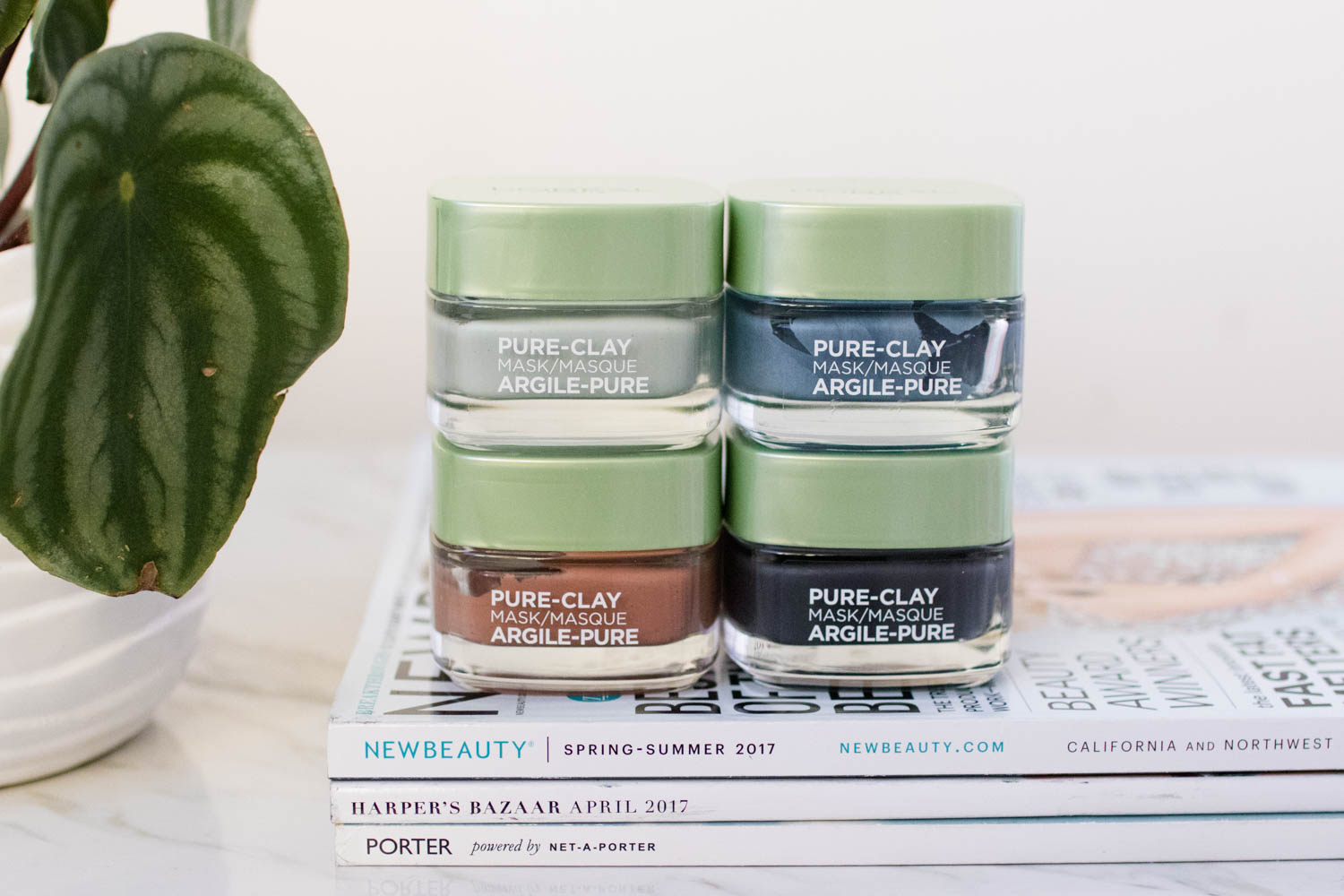 L'Oreal Pure Clay Mask Review | Drugstore Clay Mask | The Beauty Review | The Beauty Vanity