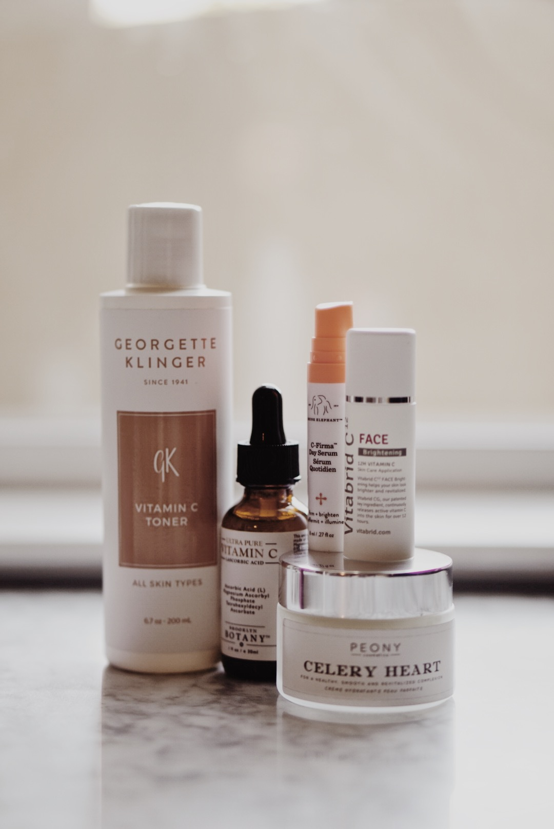Best Vitamin C Skincare Products | The Beauty List | The Beauty Vanity