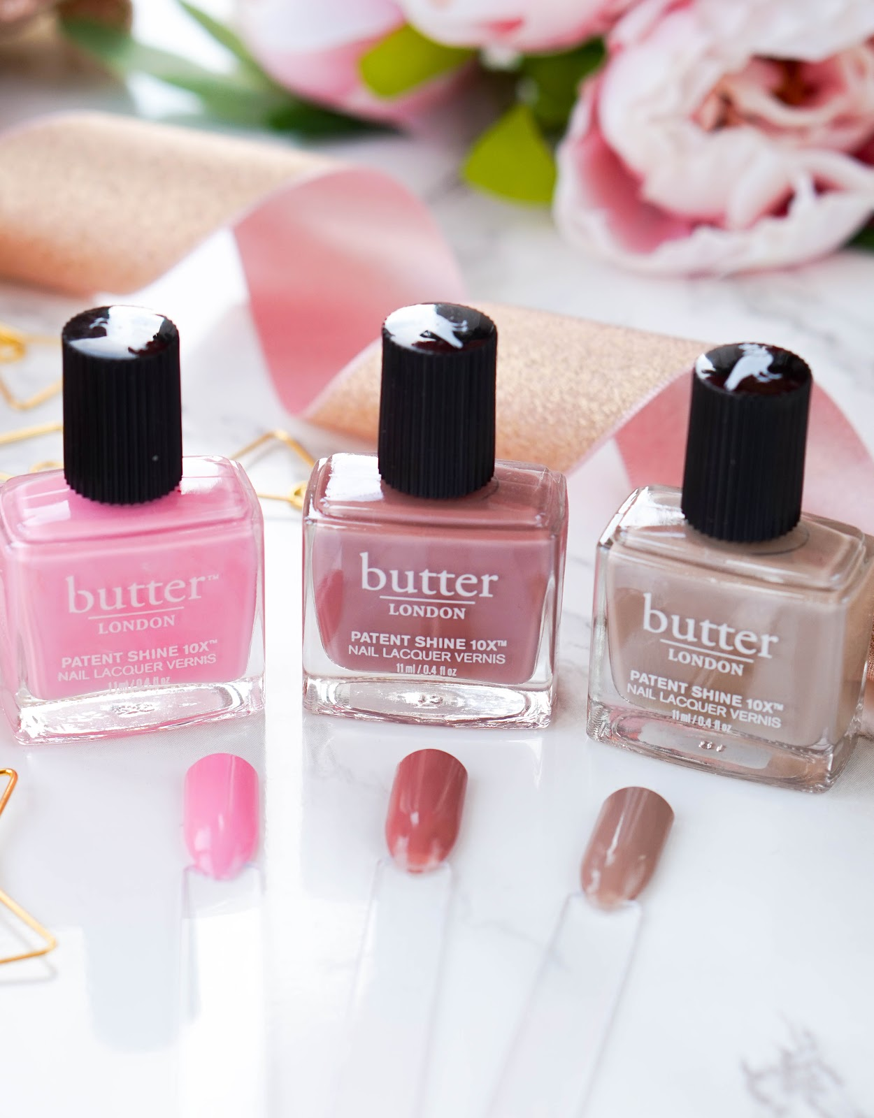 Are Butter London Nail Polishes Vegan - Creative Touch